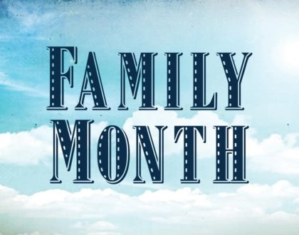 Family Month Intro