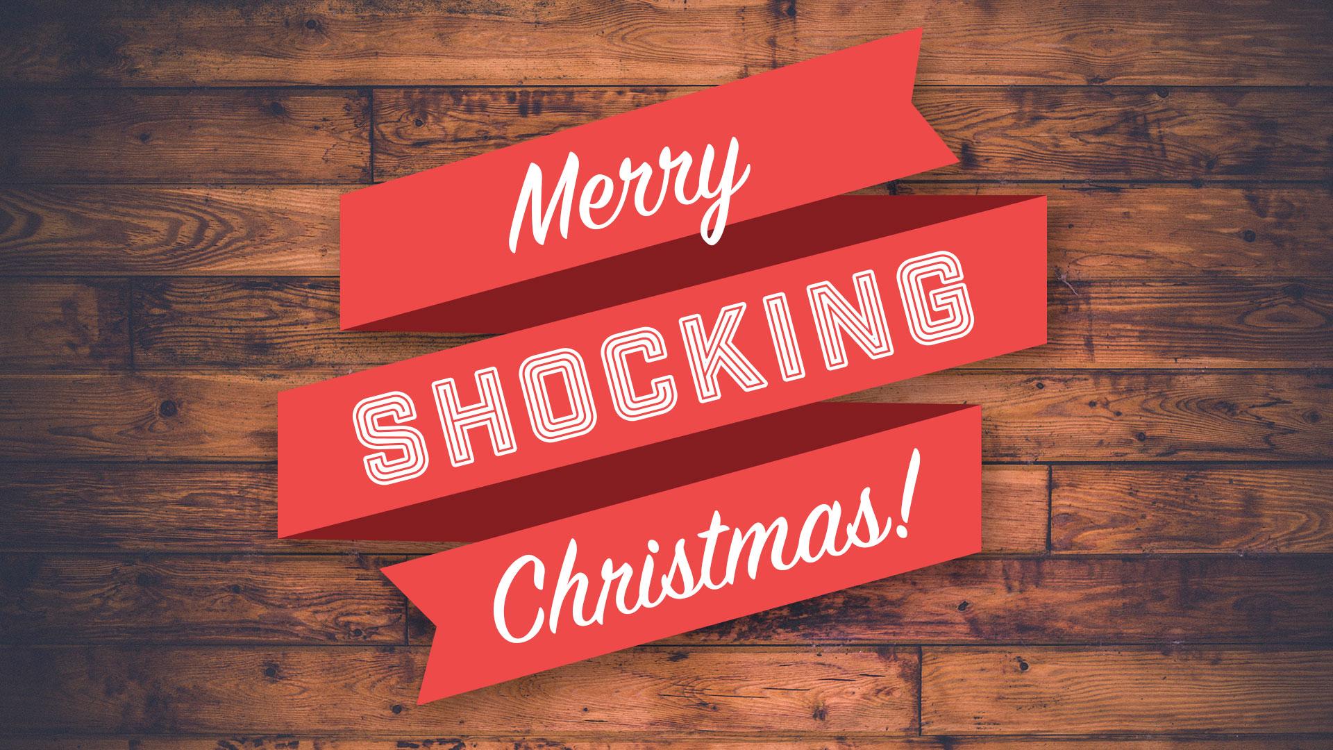 A Shocking Christmas