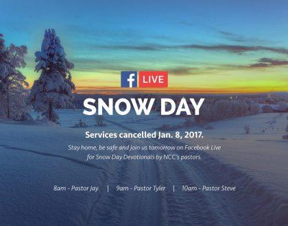 Snow Day Devotionals